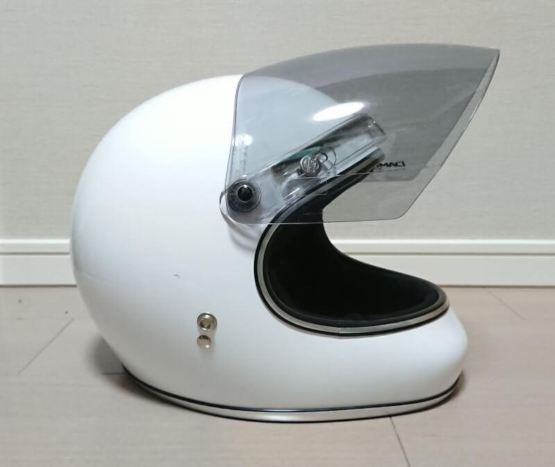 クラシック系のオールドルックスのバイクにオススメのヘルメット