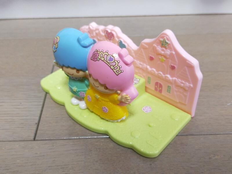 【マイメロディ×リトルツインスターズ】ハッピーセットのひみつのおもちゃをゲット【マクドナルド】