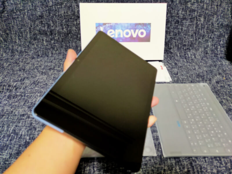 【Lenovo】ノートパソコン「Ideapad Duet Chromebook」がタブレットにもなって便利♪