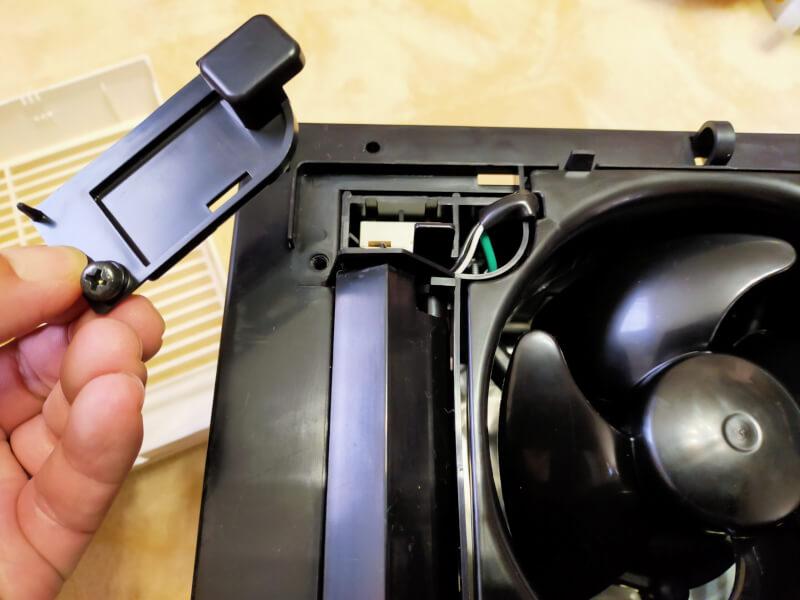 【DIY】換気扇が故障!東芝の浴室用換気扇「VFB-13AL」を自分で交換しました♪