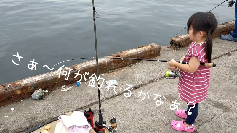 【大阪】汐見埠頭(砂上げ場)で家族でサビキ釣り♪子供達が釣った魚を美味しく調理♪